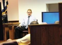 Vantrease Testifying