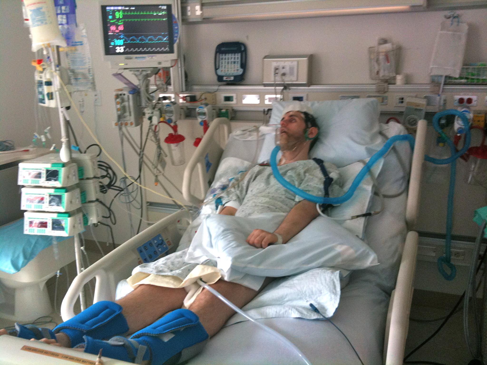 ICU Again