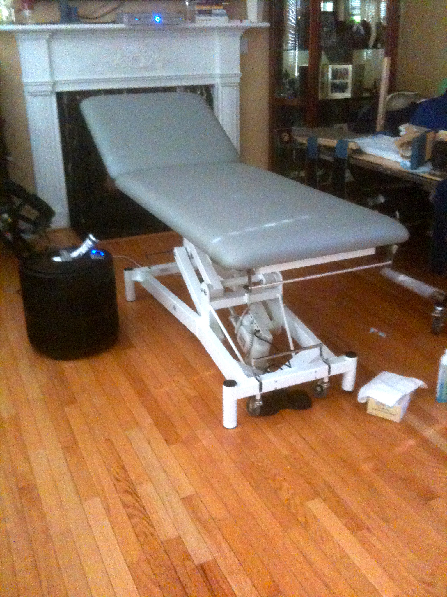 New Exercise Table