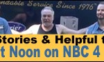 Tune in to NBC (D.C.) at Noon on Jan. 1st