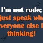 I'm Arrogant… Because I'm Right