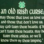 Guest Post: Getting My Irish Up